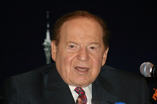 Casino Mogul Sheldon Adelson Dies At 87