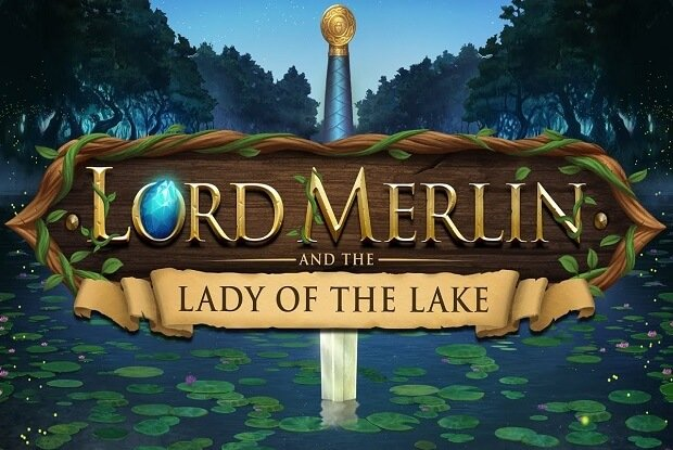 Play'n GO Unveils New Lord Merlin Slot