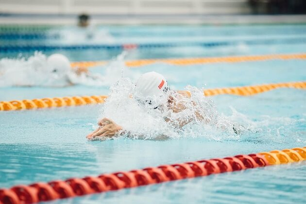 Canada's Star Swimmers Prep For Olympics