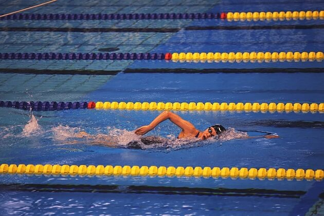 Canada's Best Swimmers Perform To Empty Stadiums