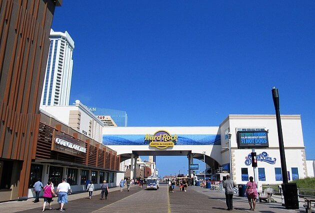 Hard Rock Atlantic City Embarks On $20 Million Renovation
