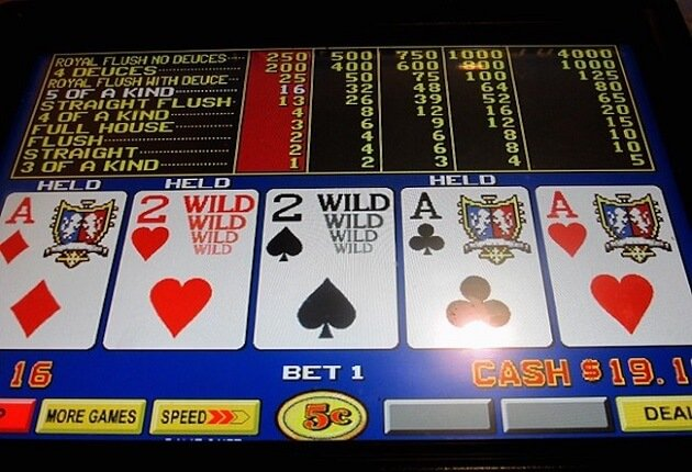 Video Poker Industry Forecast