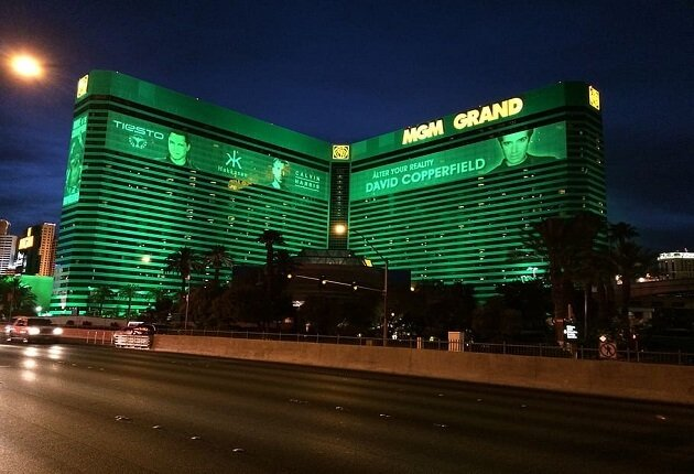 MGM Reaches Amicable Settlement With Ocean