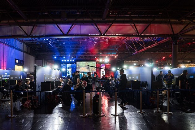 Sony Files PS Patent For eSports Betting