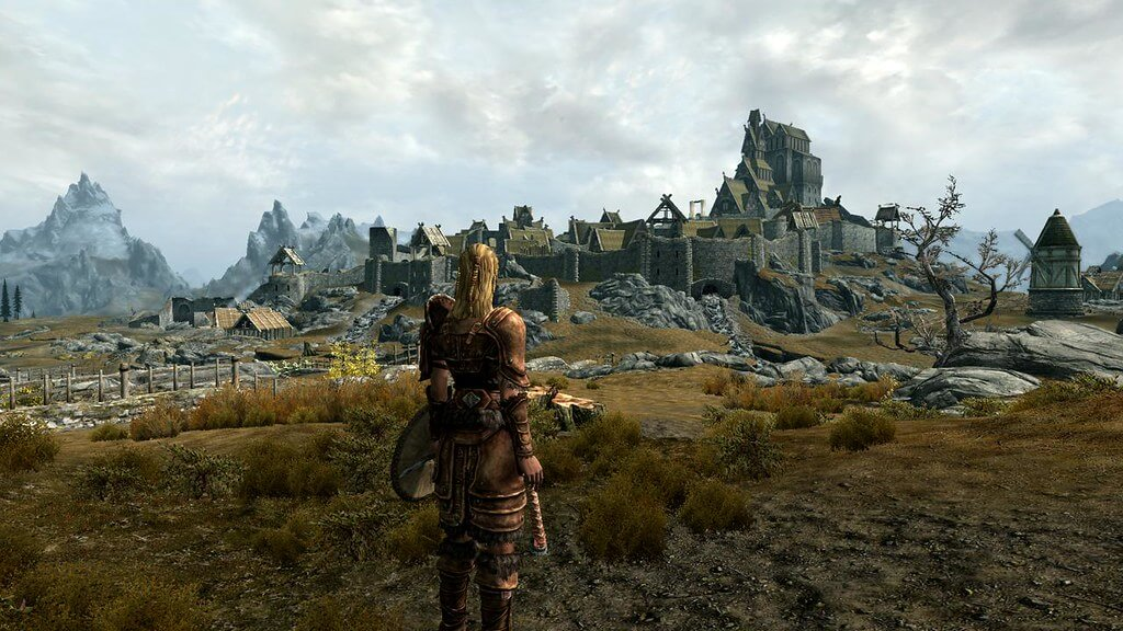 Skyrim Is Coming To The World Of Board Games