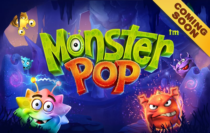 Betsoft Makes A Comeback With Monster Pop Slot