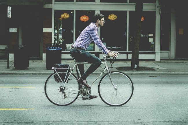 Why Biking Is Getting a Popularity Boost