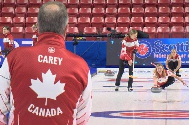 Curling Coach Apologises For Rant