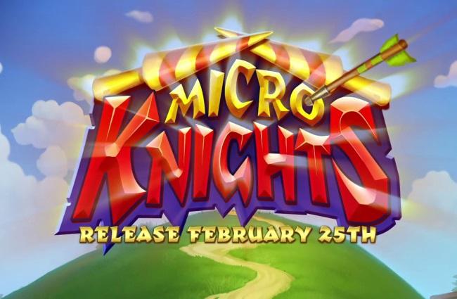 Elk Studios Releases New Micro Knights Slot