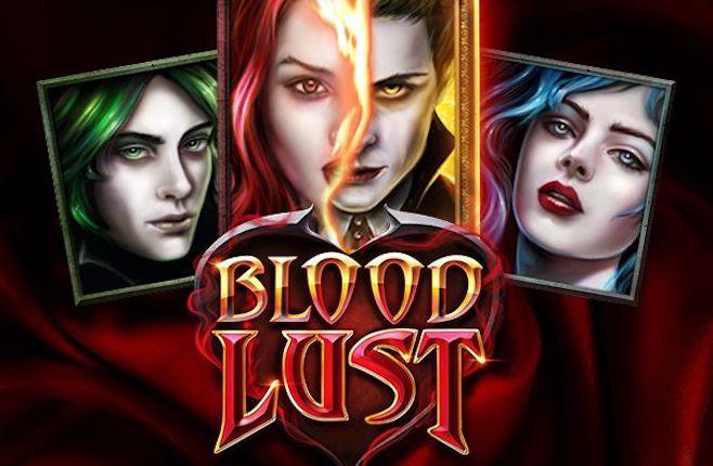 Elk Studios Unveils New Blood Lust Slot