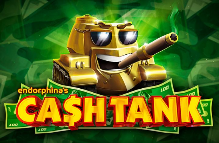 Endorphina Releases Cash Tank Battle Slot