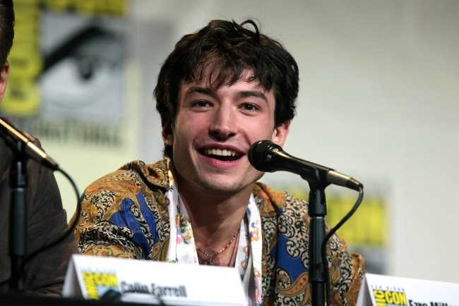 Ezra Miller Seen Choking A Woman In Iceland