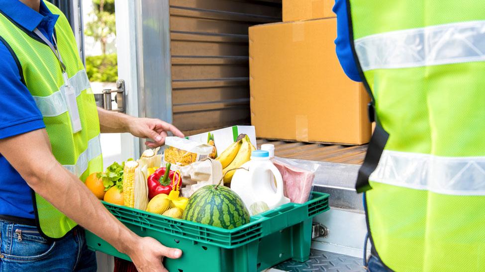 La guerre de livraison d'épicerie au Canada bat son plein