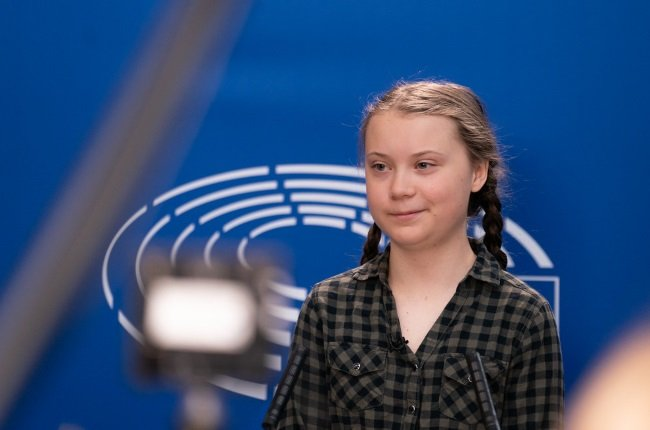 Greta Thunberg Calls Out Sonya Savage For Honesty