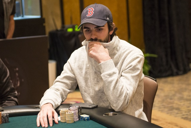 Griffin Paul Makes WPT History