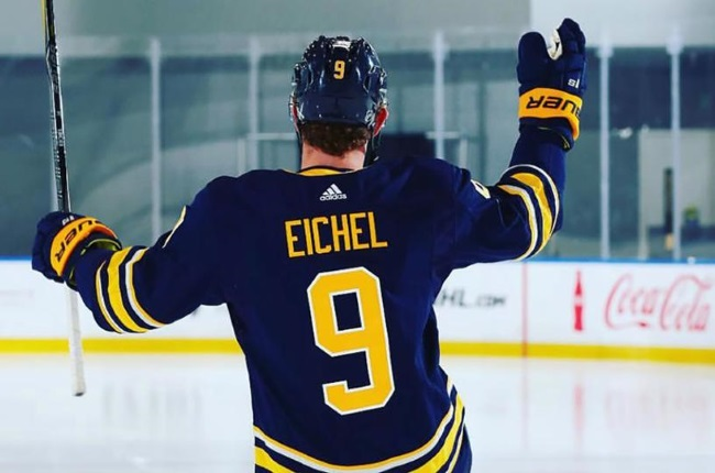 Jack Eichel On The Sabres And Hating To Lose