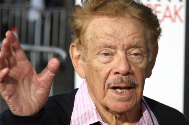 Actor Jerry Stiller Dies Aged 92