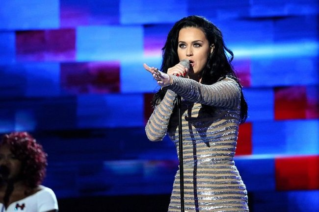 Katy Perry Reveals Her Pregnancy in New Music Video