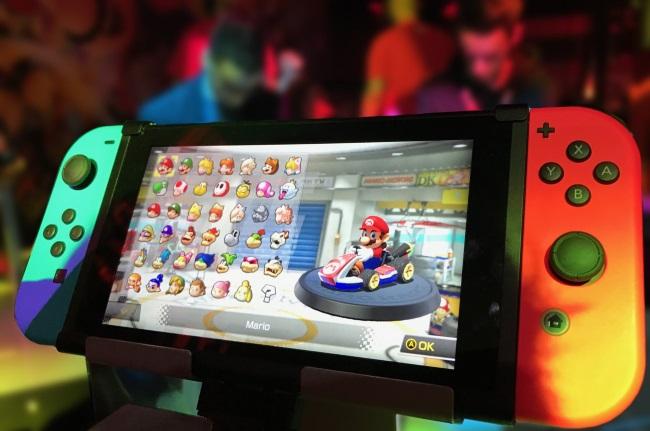 Levi's Hints At Nintendo Super Mario Deal