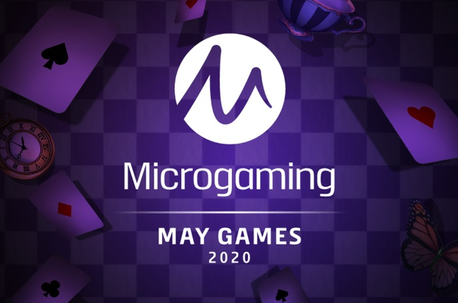Microgaming To Launch More New Games In May