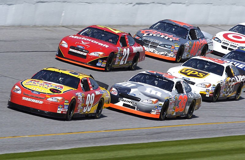 NASCAR Inks Brand Bet Deal With IMG Arena