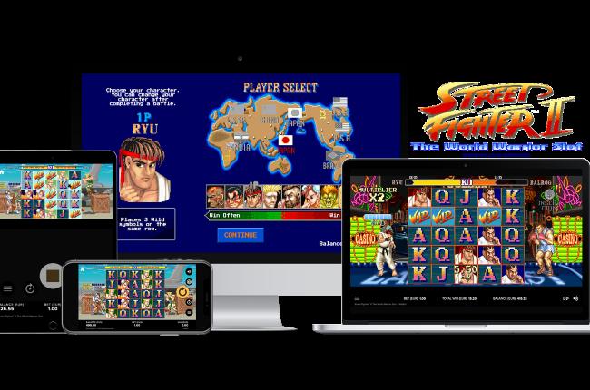 NetEnt retire la machine à sous Street Fighter II après seulement qu'une semaine