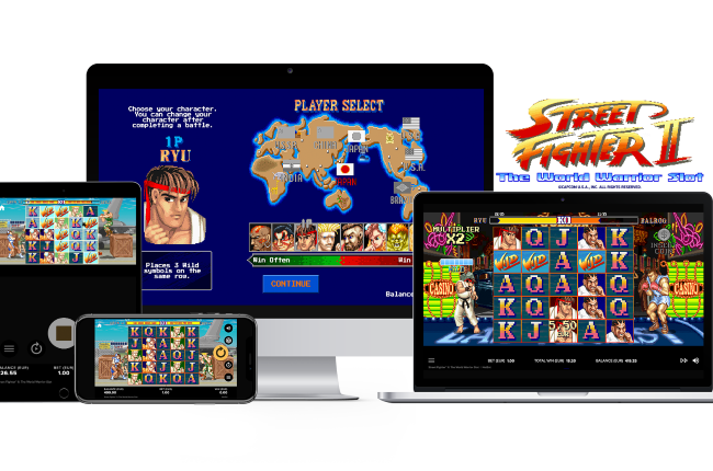 NetEnt Pulls Street Fighter II Slot After 1 Week