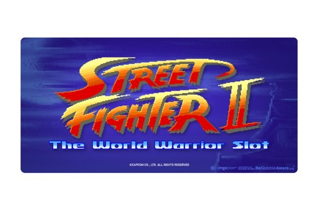 NetEnt Launch Highly-Anticipated Street Fighter II Slot