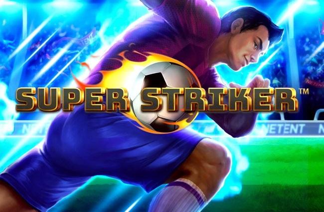 NetEnt To Release Super Striker Slot