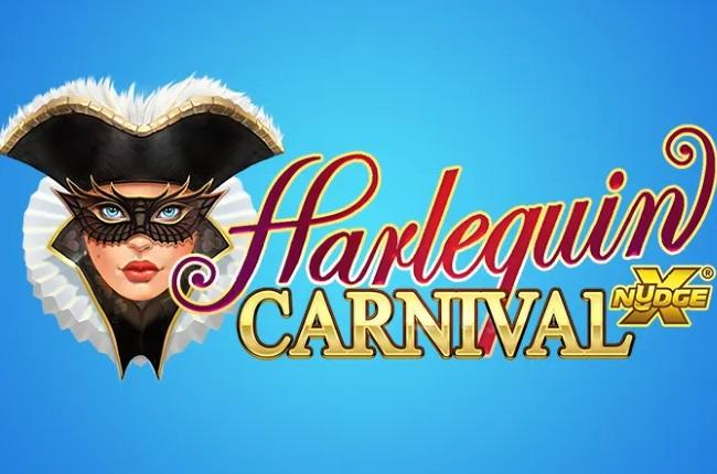 Nolimit City Unveils Harlequin Carnival Slot