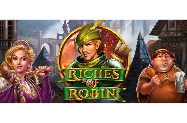 Play'n GO Releases Riches of Robin Slot