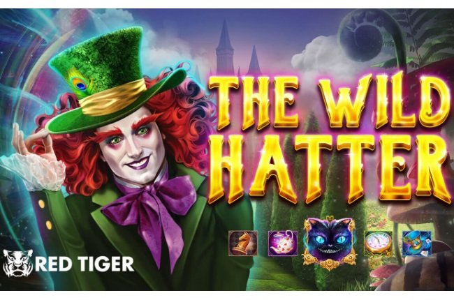 Red Tiger Gaming Stuns With The Wild Hatter Slot