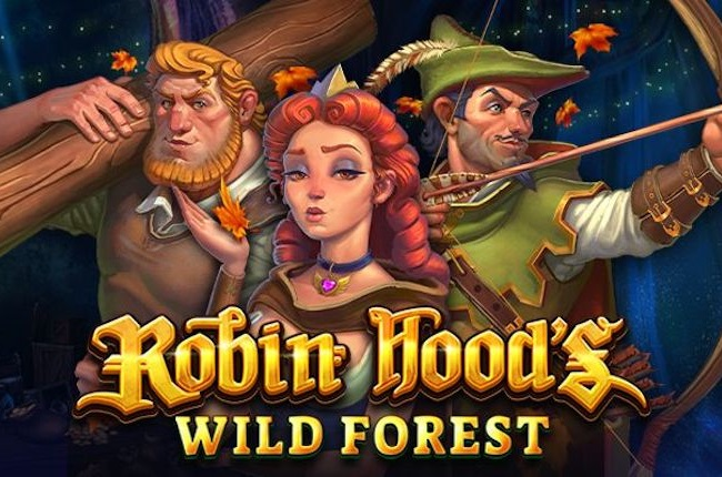 Red Tiger Release Robin Hood's Wild Forest Slot