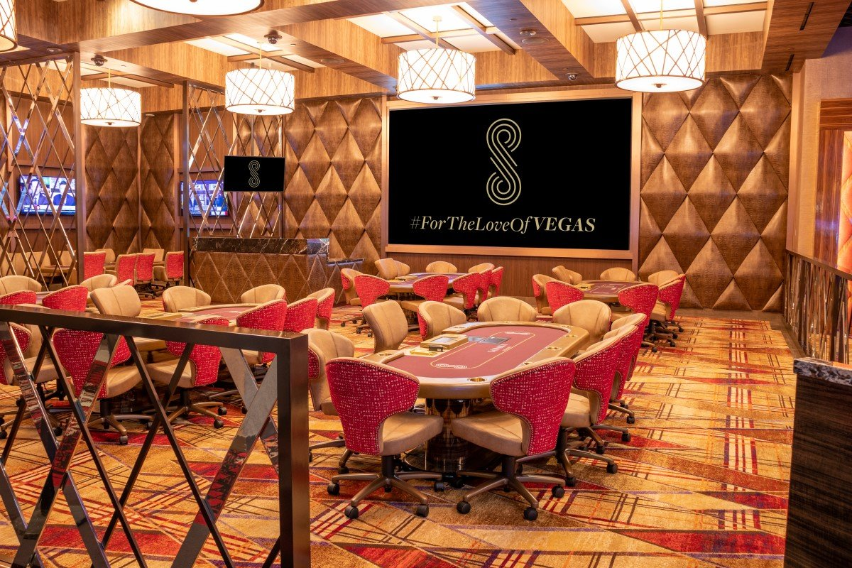 Sahara Las Vegas Reopens Its Poker Room