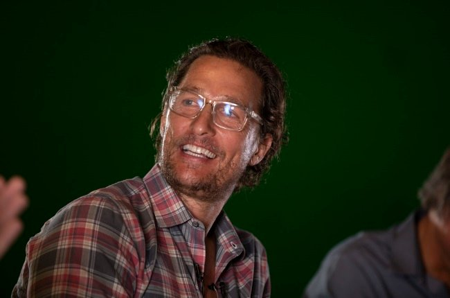 Seniors Play Bingo With Matthew McConaughey