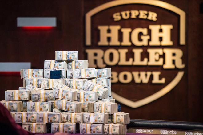 Get Ready For The Super High Roller Bowl