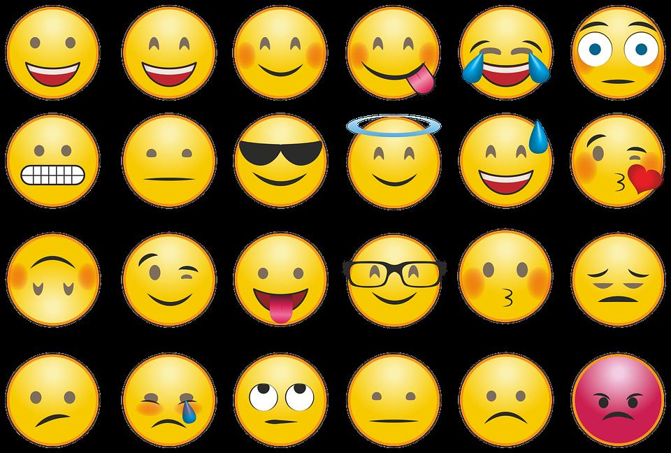 Unicode Reveals Gender-Inclusive Emojis For 2020