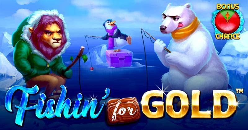 iSoftBet Releases Fishin' for Gold Slot