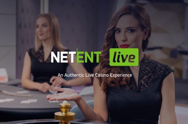 NetEnt Live Présente Le Nouveau Lobby De Son Casino En Direct