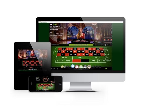 NetEnt Announces Live Roulette Upgrades