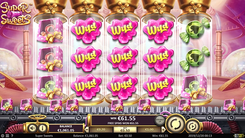 Betsoft Set To Launch Super Sweets Slot